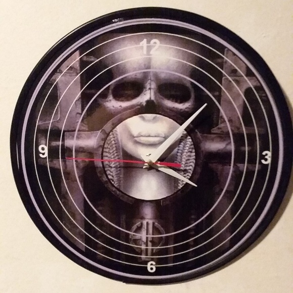 New Homemade Other - EMERSON LAKE N PALMER - 12IN WALL CLOCK